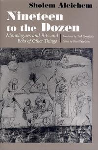 NINETEEN TO THE DOZEN