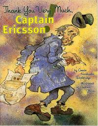 THANK YOU VERY MUCH, CAPTAIN ERICSSON!