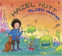Hazel Nutt,Alien Hunter