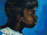 INDIGO AND MOONLIGHT GOLD