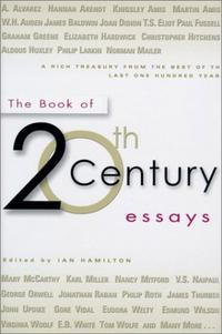 THE BOOK OF 20TH CENTURY ESSAYS
