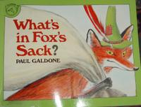 WHAT'S IN FOX'S SACK?