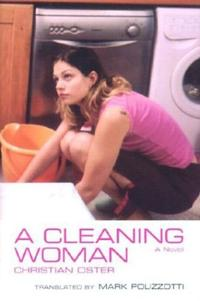 A CLEANING WOMAN