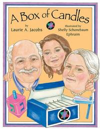 A BOX OF CANDLES