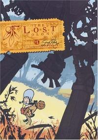 THE LOST COLONY, BOOK NO. 1