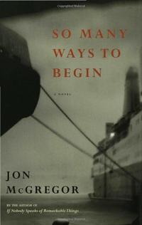 SO MANY WAYS TO BEGIN