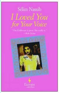 I LOVED YOU FOR YOUR VOICE