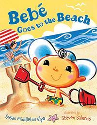 BEBÉ GOES TO THE BEACH