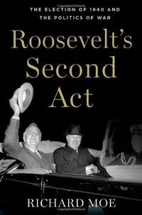 ROOSEVELT'S SECOND ACT