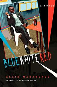 BLUE WHITE RED