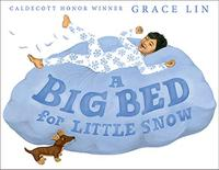 A BIG BED FOR LITTLE SNOW