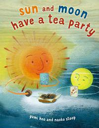 SUN AND MOON HAVE A TEA PARTY