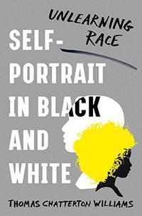 SELF-PORTRAIT IN BLACK AND WHITE