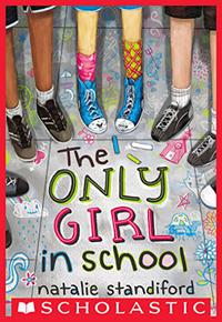 THE ONLY GIRL IN SCHOOL