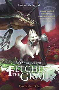 THE WIZARD'S DOG FETCHES THE GRAIL
