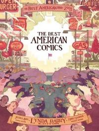 THE BEST AMERICAN COMICS, 2008