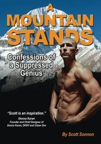 A MOUNTAIN STANDS