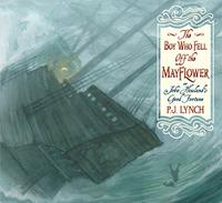 THE BOY WHO FELL OFF THE <i>MAYFLOWER</i>, OR JOHN HOWLAND'S GOOD FORTUNE