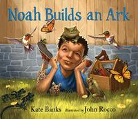 NOAH BUILDS AN ARK