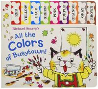 ALL THE COLORS OF BUSYTOWN!