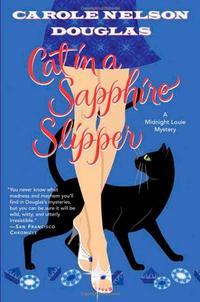 CAT IN A SAPPHIRE SLIPPER
