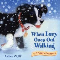WHEN LUCY GOES OUT WALKING