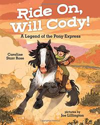 RIDE ON, WILL CODY!