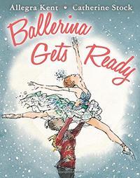 BALLERINA GETS READY