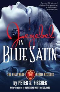 JEZEBEL IN BLUE SATIN