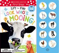 LOOK WHO'S MOOING!