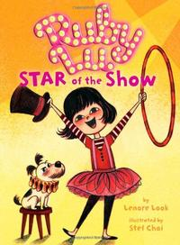 RUBY LU, STAR OF THE SHOW