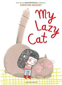 MY LAZY CAT