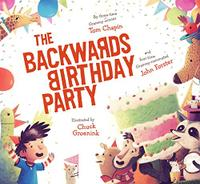THE BACKWARDS BIRTHDAY PARTY
