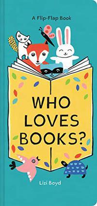 WHO LOVES BOOKS?