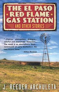 THE EL PASO RED FLAME GAS STATION