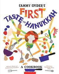 SAMMY SPIDER'S FIRST TASTE OF HANUKKAH