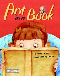 ANT IN A BOOK