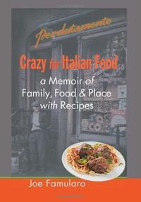 CRAZY FOR ITALIAN FOOD