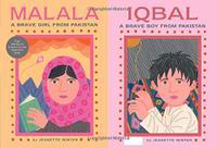 MALALA, A BRAVE GIRL FROM PAKISTAN / IQBAL, A BRAVE BOY FROM PAKISTAN