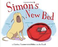 SIMON'S NEW BED