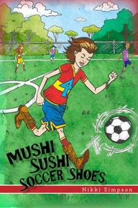 MUSHI SUSHI SOCCER SHOES