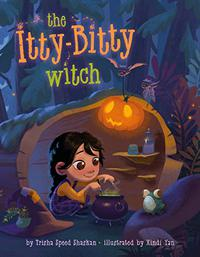 THE ITTY-BITTY WITCH