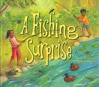 A FISHING SURPRISE