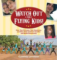 WATCH OUT FOR FLYING KIDS!