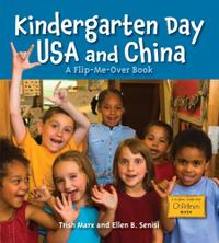 KINDERGARTEN DAY USA AND CHINA/ KINDERGARTEN DAY CHINA AND USA