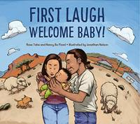 FIRST LAUGH—WELCOME, BABY!