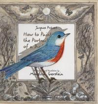 HOW TO PAINT THE PORTRAIT OF A BIRD