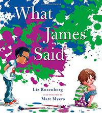 WHAT JAMES SAID