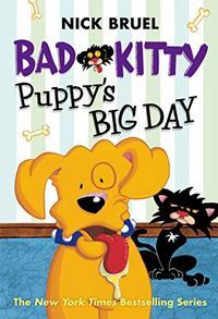 PUPPY'S BIG DAY