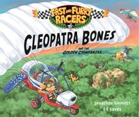 CLEOPATRA BONES AND THE GOLDEN CHIMPANZEE